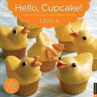 Cupcake calendar